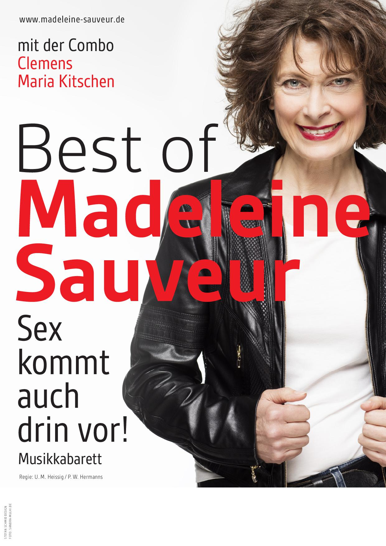 Madeleine Sauveur - Best of